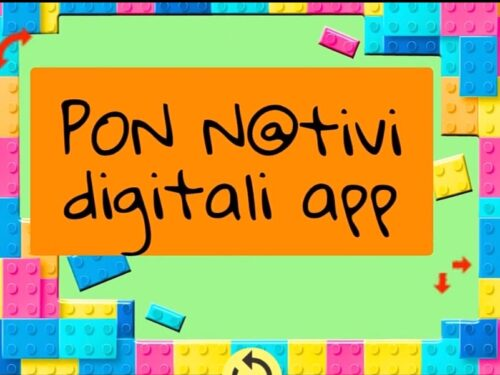 VIDEO finale del PON N@tivi Digitali App